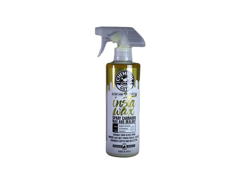 Chemical Guys Instawax Liquid Carnauba Shine and Protection Spray (16oz)