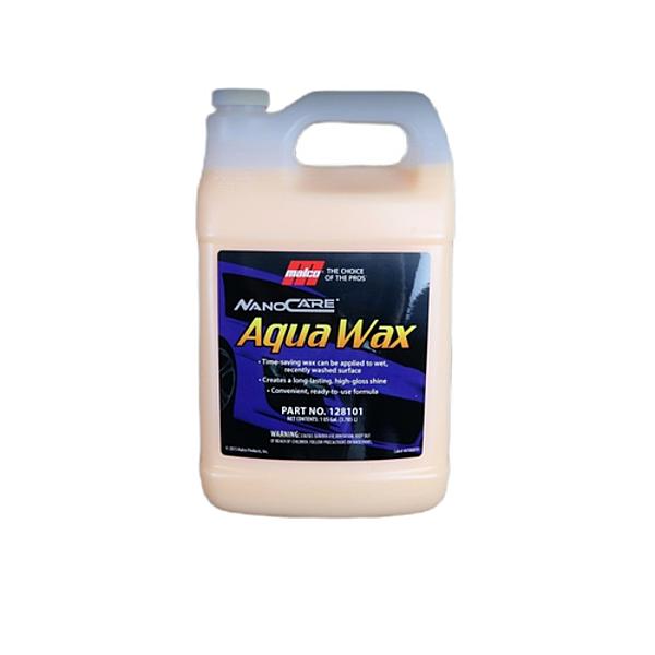 Square malco aqua wax no background