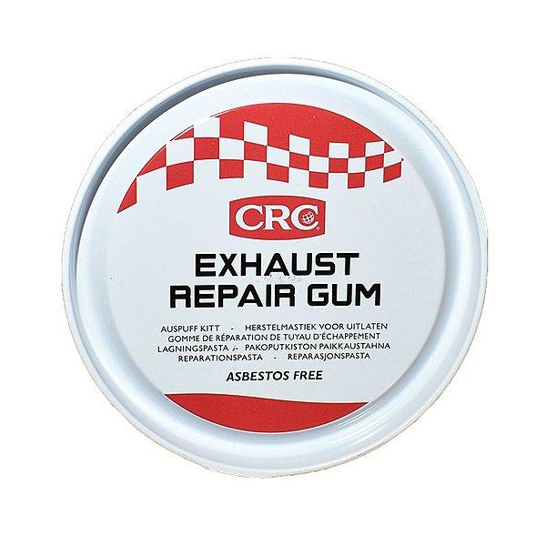 Square exhaust repair gum
