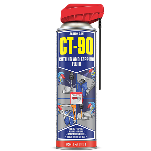 Square ct 90 twin spray
