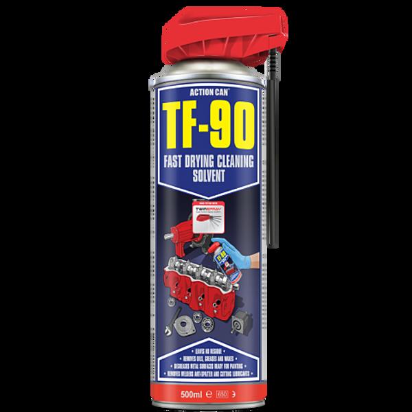 Square tf 90 twin spray