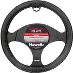 Steering Wheel Cover Maranello with White Wire