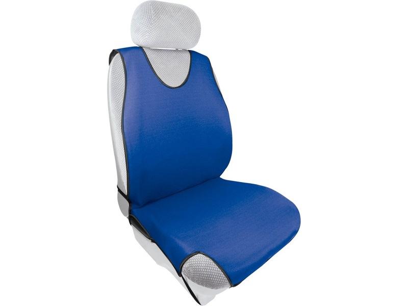 Car-Seat Cover T-SHIRT Blue