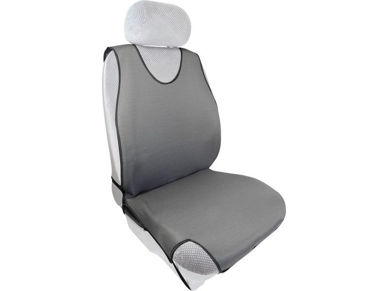 Car-Seat Cover T-SHIRT Grey