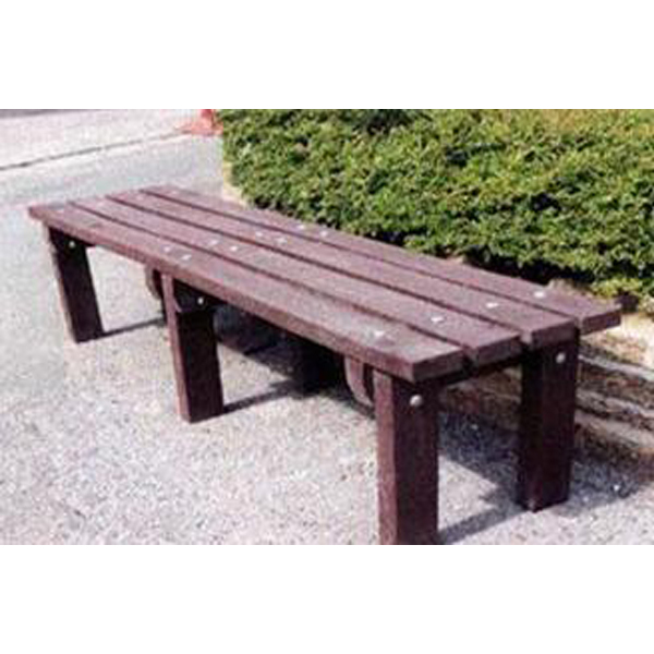Square moorland bench