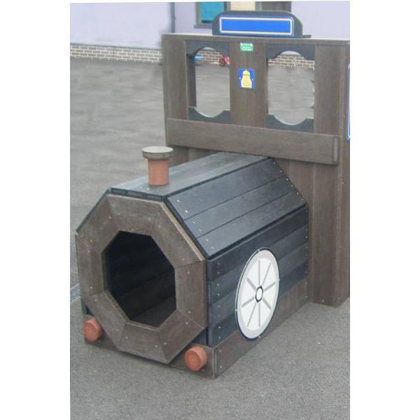 Square play train