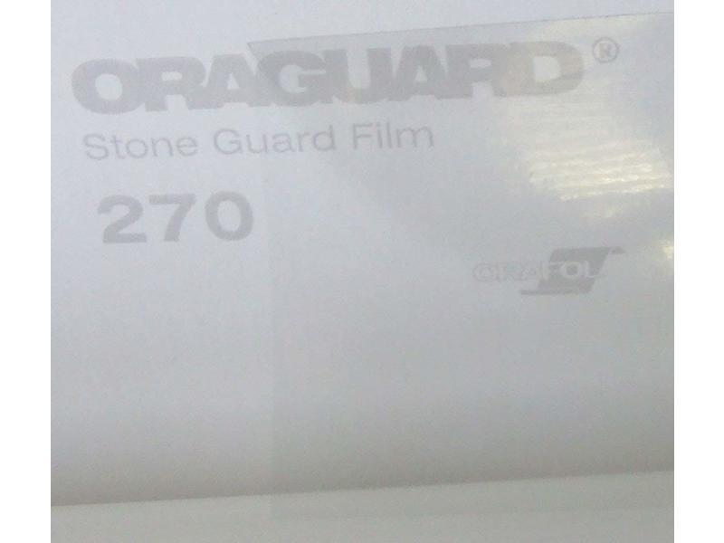 Oraguard 270 Stone Guard Film 120 MM x 1000 MM Paintsaver
